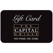 $250 in Capital Grille Gift Cards